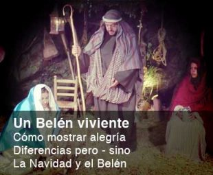 A great Christmas lesson for Spanish III students: visit the living nativity scene of Buitrago del Lozoya (Madrid) and learn the differences between pero and sino